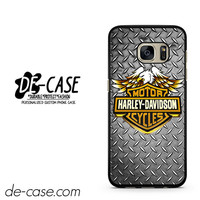 Harley Davidson Motorcycle Logo DEAL-5049 Samsung Phonecase Cover For Samsung Galaxy S7 / S7 Edge