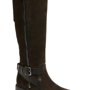 Women's Aquatalia by Marvin K. 'Uriale' Weatherproof Riding Boot,
