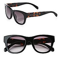 Marc by Marc Jacobs - Round Plastic Sunglasses - Saks Fifth Avenue Mobile