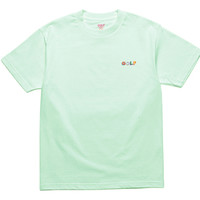 GOLF 3D MINI LOGO TEE MINT