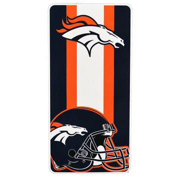 NFL Denver Broncos Beach Towel