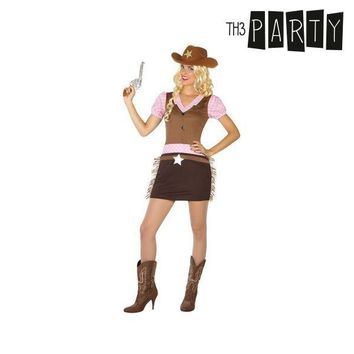 Costume for Adults Th3 Party Cowgirl
