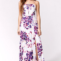 Some Days Lovin Lonely Floral Maxi Dress at PacSun.com