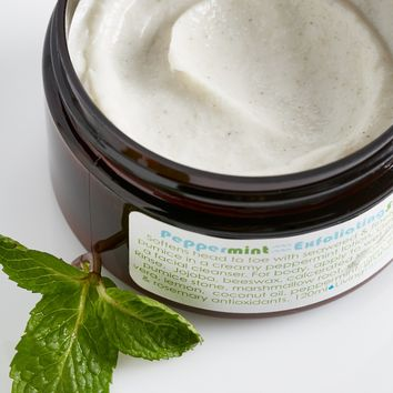 Free People Peppermint Body Scrub