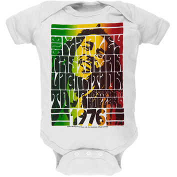 Bob Marley - Rasta Vibration 1976 Tour Baby One Piece