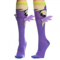 My Little Pony Derpy Muffin Knee Socks with Wings