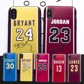 Signature Basketball Star Cases