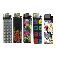 ROCK COLLECTION LIGHTERS