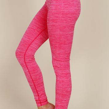 It's A Blur Legging Pink