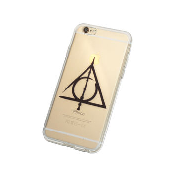 iPhone Deathly Hallows Case (black)