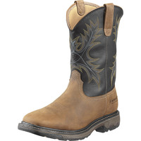 Ariat Workhog Wide Square Toe H20 Steel Toe Boot - Men's
