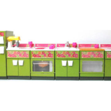 Metal Dollhouse Furniture, Buddy L Turtledove Play Kitchen