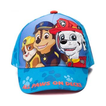 Paw Patrol On Deck Cap