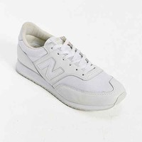 New Balance 620 Whiteout Running Sneaker- White