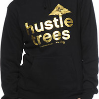 LRG Girls Hustle Trees Black Pullover Hoodie