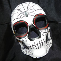 Day of the Dead Halloween Mask - Men's Mask