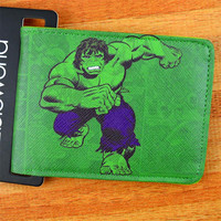 The Incrdible Hulk Bifold Wallet