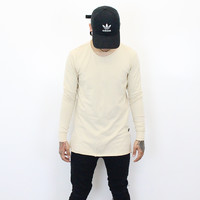 Terry Basic Long Sleeve (Beige)