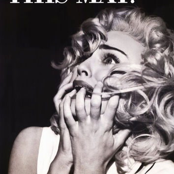 Madonna Truth or Dare 11x17 Movie Poster (1991)