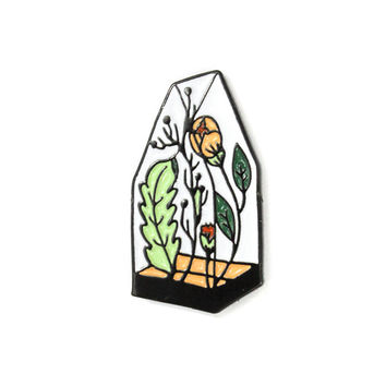 Greenhouse Pin