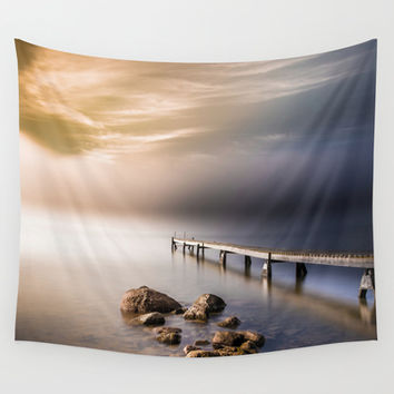 Armageddon Wall Tapestry by HappyMelvin