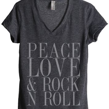 Peace Love And Rock 'N' Roll