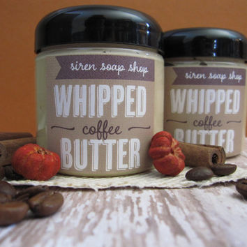 Pumpkin Spice Coffee Butter, Body Butter