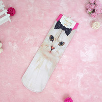 Graphic 3D Women's Socks