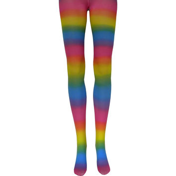 Rainbow Tights in Rainbow