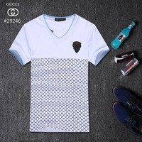 DCCKIN2 Cheap Gucci T shirts for men Gucci T Shirt 208983 21 GT208983