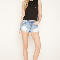 Camp Sleep Graphic Pocket Tee | Forever 21 - 2000171023