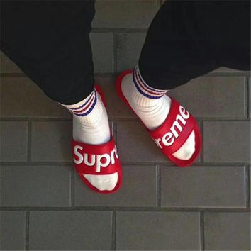 """ Supreme "" andals Comfortable Loose Slippers"