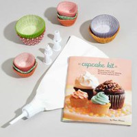 cupcake making kit