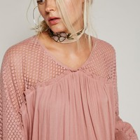 Free People Don't You Want Me Tunic