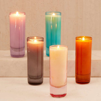 Pop Color Shot Glass Candle - Urban Outfitters