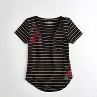 Girls Must-Have Easy T-Shirt | Girls Must-Haves | HollisterCo.com