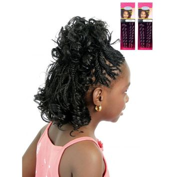 (Royal Silk) FRENCH CURL BRAID - 2 PACK DEAL