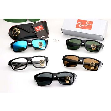 Ray-Ban men and women trend travel driving retro polarized sunglasses