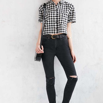 BDG Abbey Camp Button-Down Shirt - Urban Outfitters