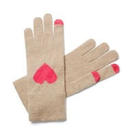 Cashmere Très Chic Intarsia Gloves | Hats & Gloves | Accessories | Categories | C. Wonder
