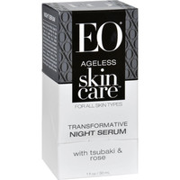 Eo Products Face Night Serum - Ageless - Transformative - 1 Oz