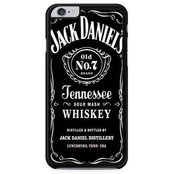 Jack Daniels iPhone 6 Plus/ 6S Plus Case