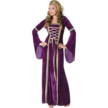 Renaissance Lady Adult Halloween Costume
