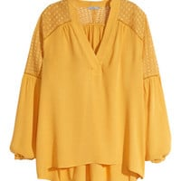 H&M V-neck Blouse $34.95
