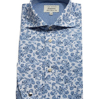 Ted Baker Classic-Fit Floral Dress Shirt