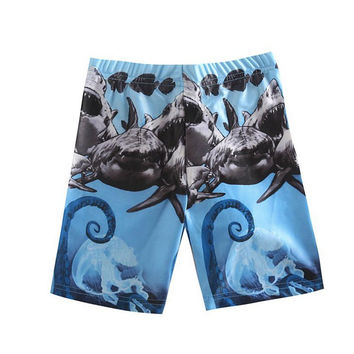 Boys summer swim Shorts Brand Kids Beach Shorts for Boys Trench Adjustable Breathable Big Boy Shorts Children boy Pants Shorts