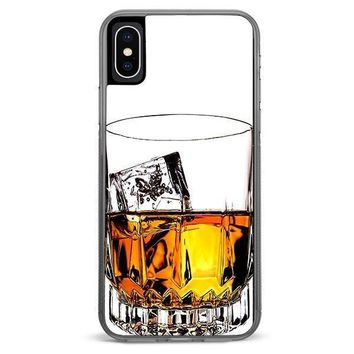 Whisky iPhone XR case
