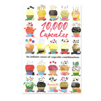 10000 Cupcakes Book - Urban Outfitters
