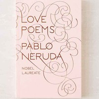 Love Poems By Pablo Neruda & Donald D. Walsh - Assorted One