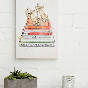Art Remedy American Fashion Canvas Art